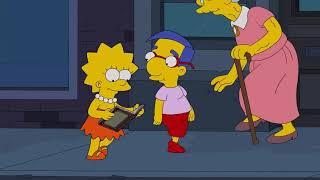 Bart e um sociopata parte 3