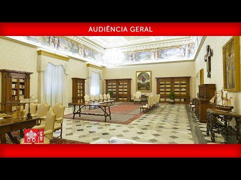 Audiência Geral 24 Junho 2020 Papa Francisco