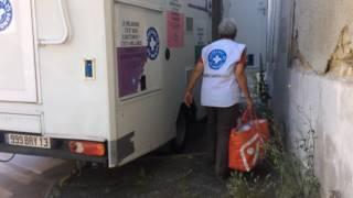 Sortie camion à Montpellier