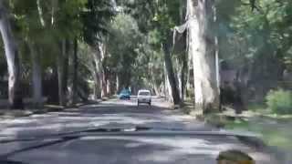 Отдых в Абхазии. Маршрутка по Гагре . Лето 2014 / Abkhazia. Gagra. Summer 2014(, 2015-01-09T12:20:48.000Z)