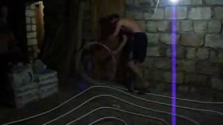 Укладка труб для тёплого пола(Скоростная укладка труб., 2011-12-08T13:49:23.000Z)