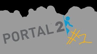 WHAT HAPPENED!!/PORTAL 2 #1