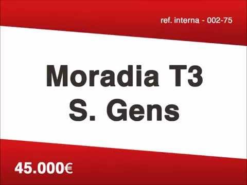 002-75 Moradia T3 em S. Gens