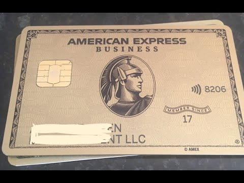 AMERICAN EXPRESS BUSINESS GOLD CARD REVIEW