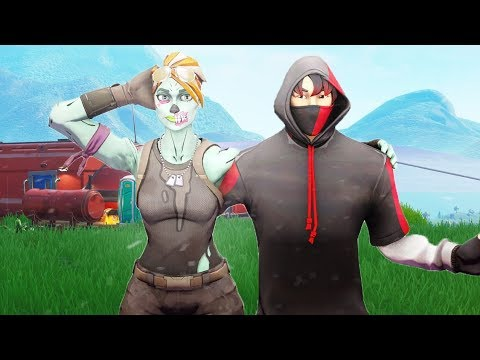 Toxic Fortnite Players React To Ghoul Trooper & Scenario Emote