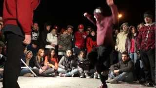 Xplo vs Dose @ Step Into a World Jam (finale_Top Rock Battle)
