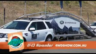 The Perth 4WD and Adventure Show is on!!