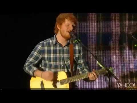 Ed Sheeran - I'm A Mess (Live Rock In Rio 2015)