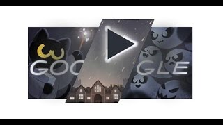 Hd Google Doodle Halloween 2016   Full Playthrough