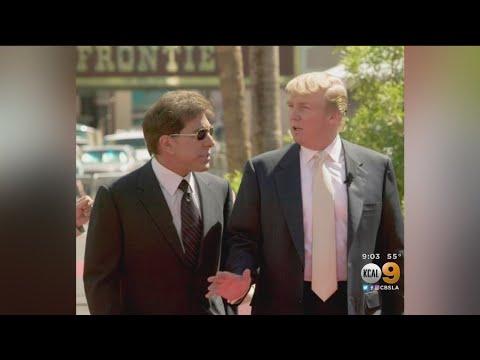 Las Vegas Mogul Steve Wynn Accused Of Sexual Misconduct