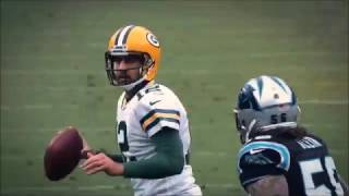 Why Aaron Rodgers is the Most Dangerous QB Ever - Greatest Highlights (high quality)