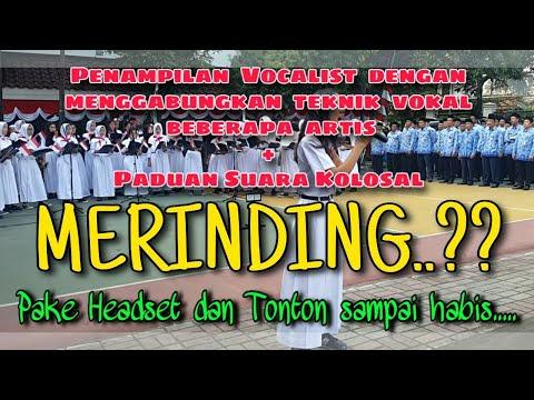 Ars Vocis Choir - INDONESIA JAYA (Upacara 17/08/2017 Kec. Kemayoran, Jakarta)