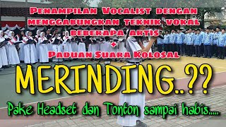 Video Ars Vocis Choir - INDONESIA JAYA (Upacara 17/08/2017 Kec. Kemayoran, Jakarta) download MP3, 3GP, MP4, WEBM, AVI, FLV September 2018