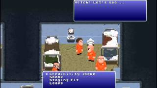 Prisonscape gameplay (early alpha)