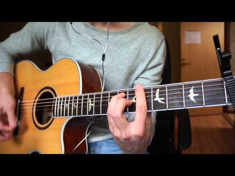 One Direction - Drag Me Down - Guitar Cover | Mattias Krantz