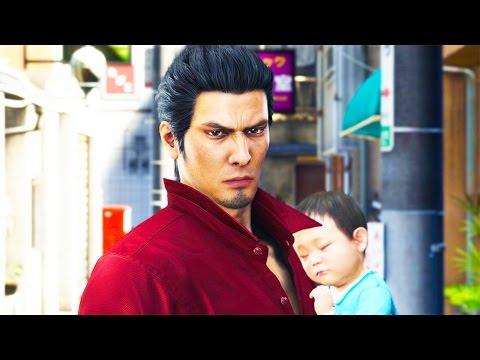 YAKUZA 6 New Gameplay Trailer PS4 Exclusive (TGS 2016) Ryū ga Gotoku 6