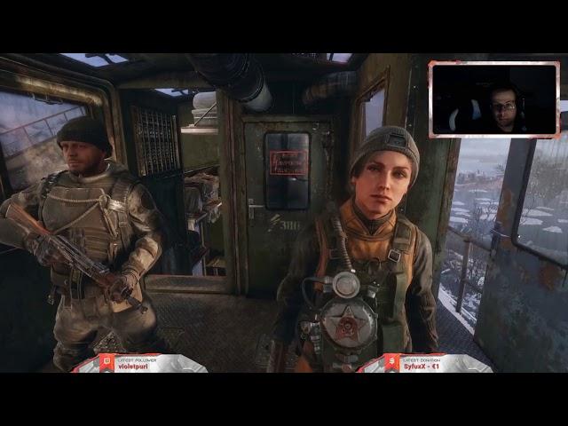[DE] Metro Exodus #6 - Artjom und seine beschwerliche Reise aus Moskau