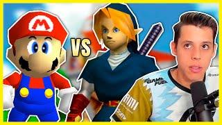 Mario Speedrunning vs Zelda Speedrunning
