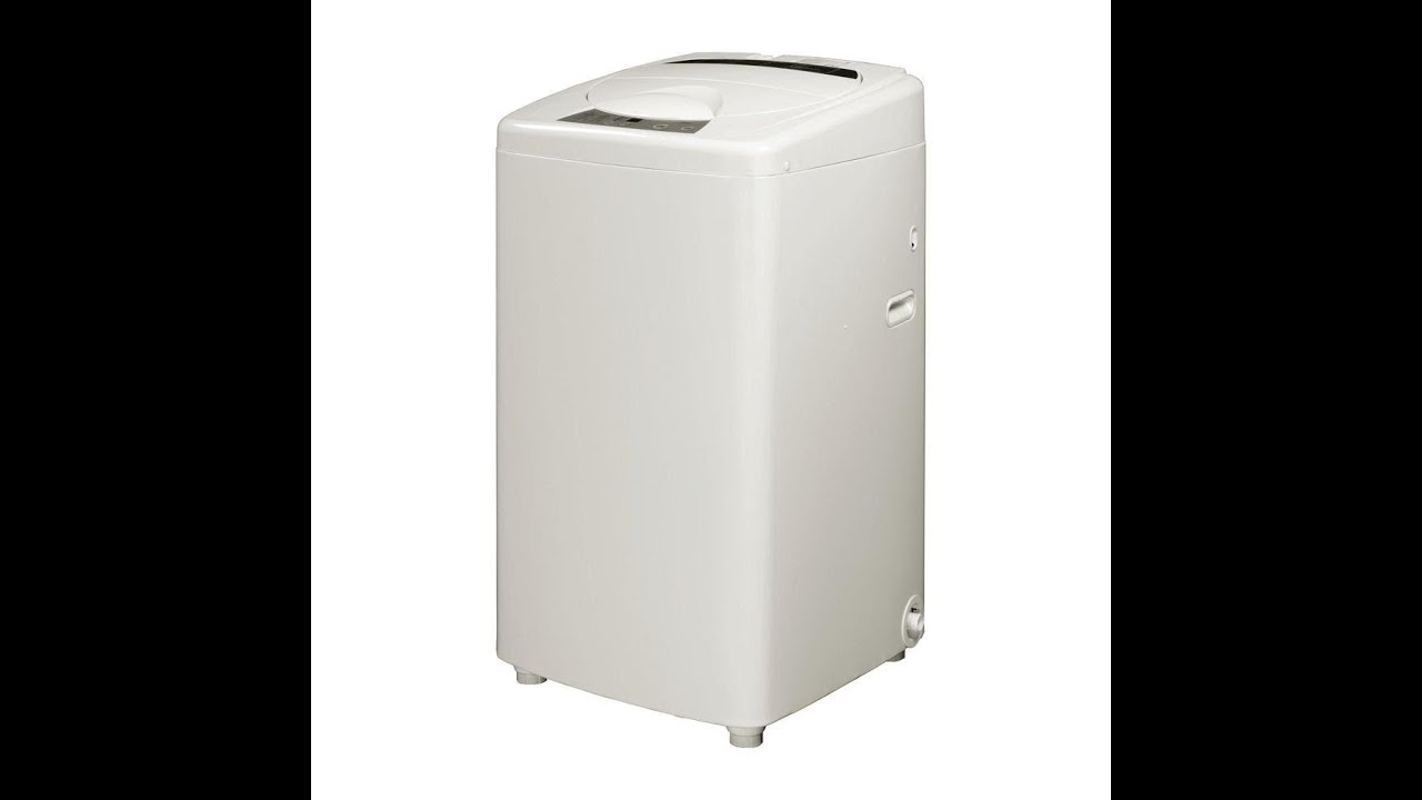 Haier HLP23E Portable Washing Machine   Part 1   YouTube
