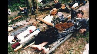 Srebrenica muslim fighters military losses after the fall of Srebrenica