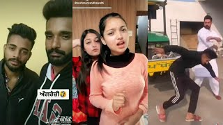 New Punjabi Funny Videos/ Best Punjabi Viral Full Comedy Tiktok Videos 2019 !
