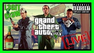 Grand Theft Auto V! Saturday Night And We Deep In These GTA V Streets! ( GTA V LIVE Stream )