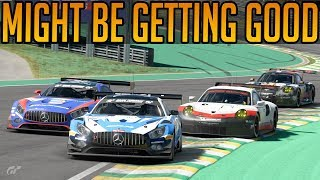 Gran Turismo Sport: I Might Be Getting Good