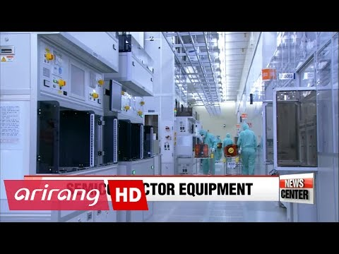 Korea to top global sales of semiconductor equipment market