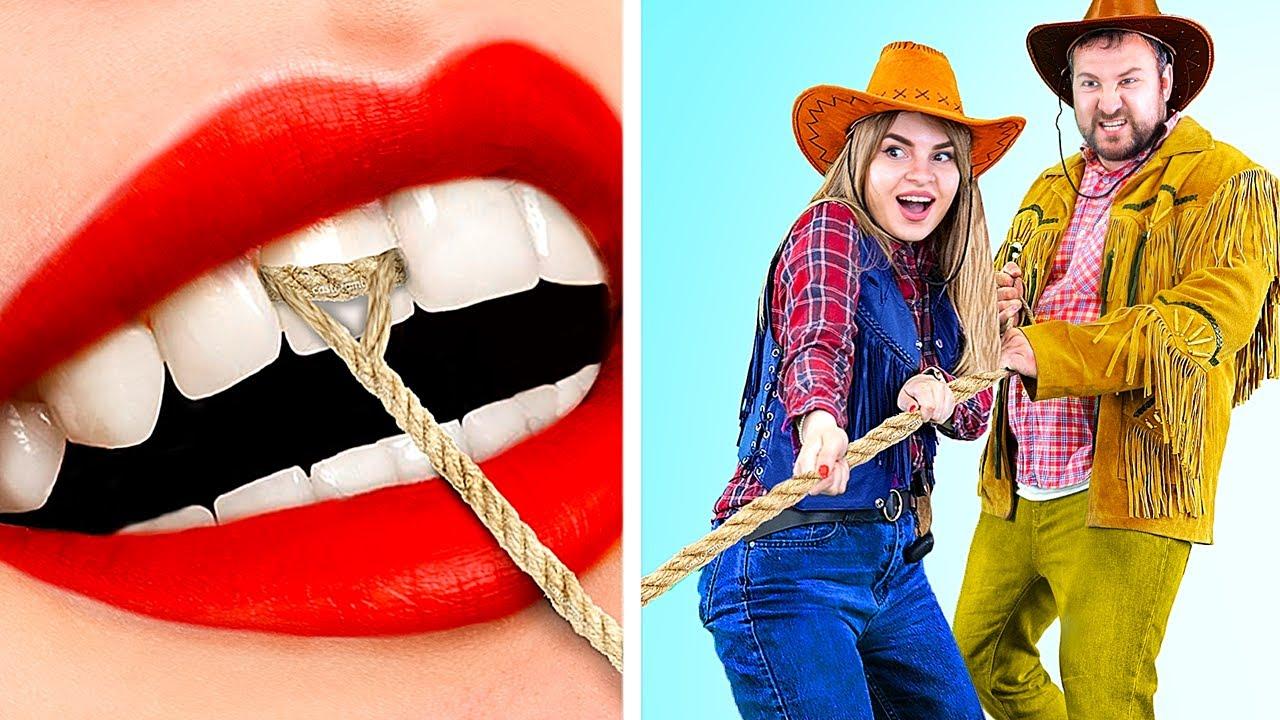 Jika Orang Tuaku Adalah Koboi! 15 Situasi Lucu
