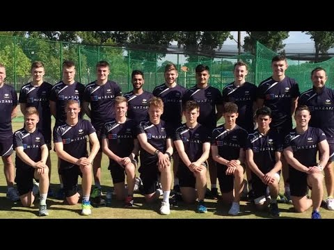 Yorkshire Academy touch down in South Africa for pre-season tour.