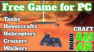 Robocraft - Free Tank Game For Pc