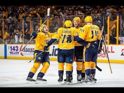 NHL Playoff Pump Up 2018
