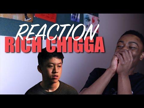 (REACTION) Rich Chigga - Seventeen