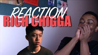 (REACTION) Rich Chigga - Seventeen mp3