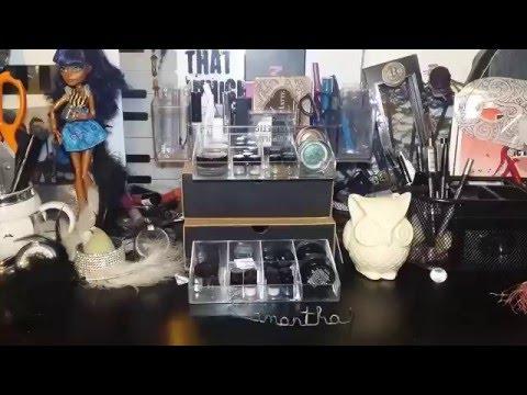 Antha Designs-Vlog-My Fireplace Vanity