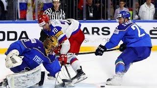 РОССИЯ - ИТАЛИЯ 10-1 - ХОККЕЙ ЧЕМПИОНАТ МИРА 2017 - ОБЗОР МАТЧА