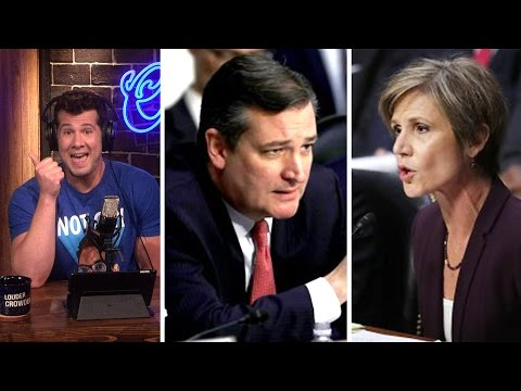 Did Sally Yates 'CRUSH' Ted Cruz?? See the Full Context | Louder With Crowder