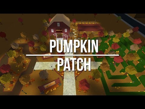 ROBLOX   Welcome to Bloxburg: Pumpkin Patch