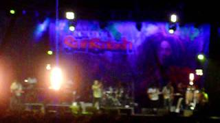 Conscious Party Ziggy Marley  Rototom Sunsplash 2011 LIVE