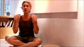 Iyengar 瑜珈資深老師 Peter Scott @ SPACE YOGA