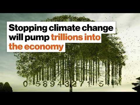 Stopping climate change will pump trillions into the economy | David Wallace-Wells