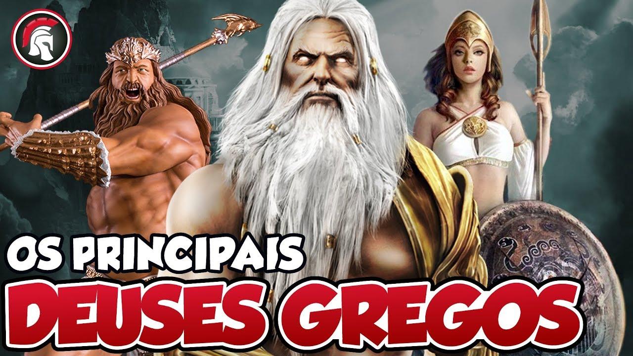 Mitologia Grega - Principais Deuses Gregos