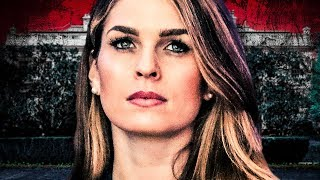 Hope Hicks QUITS After Admitting That Her Job Is To Lie For Trump