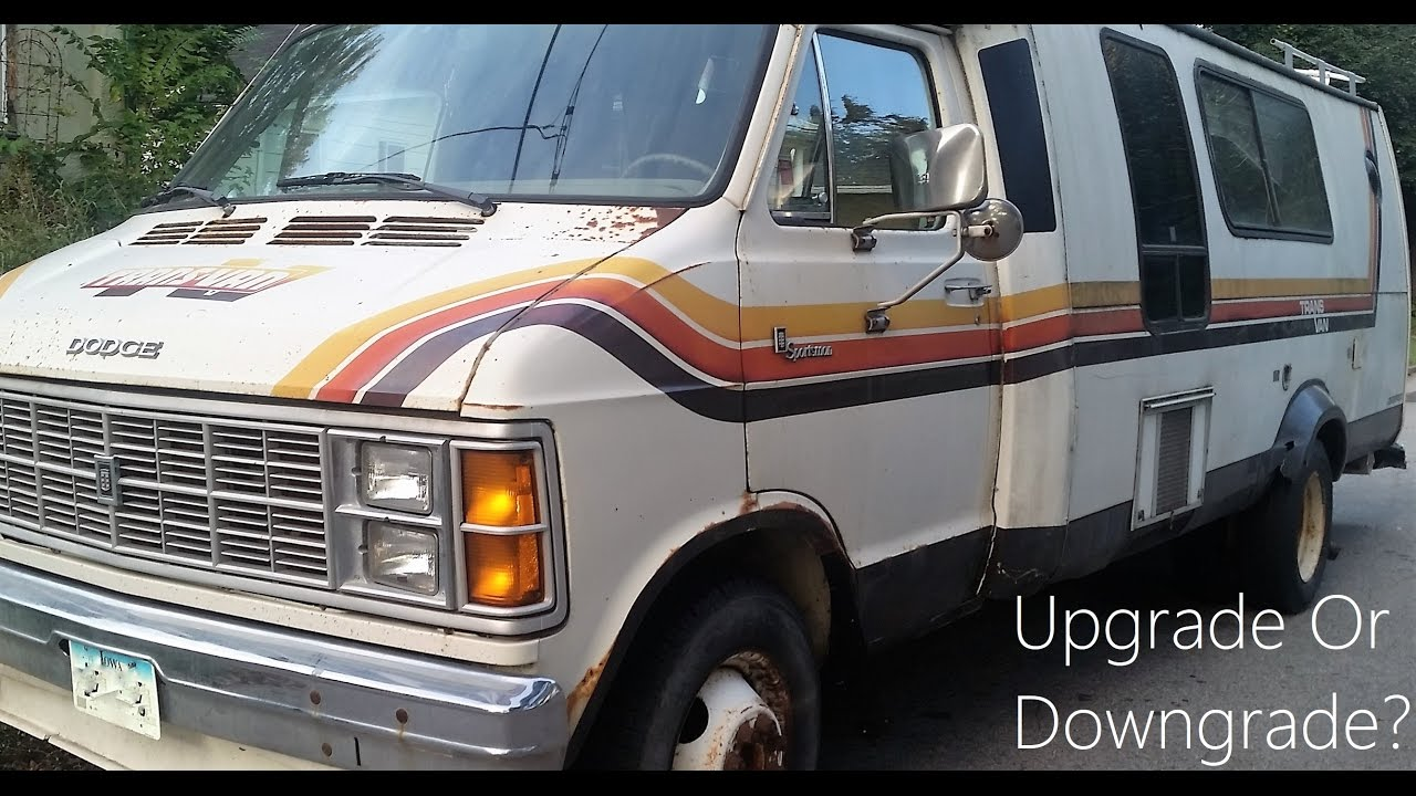 100+ Dodge Trans Van Motorhome – yasminroohi