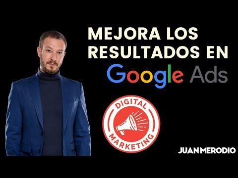 IDEAS PARA MEJORAR TUS CAMPAÑAS DE GOOGLE ADS