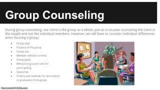 Alcohol and Drug Counselor Exam 8 Practice Domains | 5. Counseling