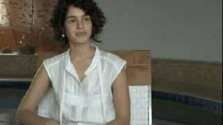 Videocast # 20 -Cinema em Cena - Entrevista Maria Flor