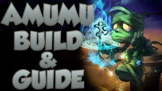 League of Legends - Amumu Build - with Commentary