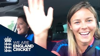 World Cup Diaries: On Tour With England Women - ICC Women's World Cup 2017