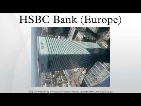 HSBC Bank (Europe)